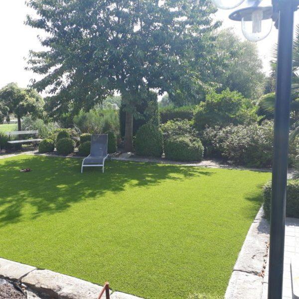 voordelen van kunsstof grasmat